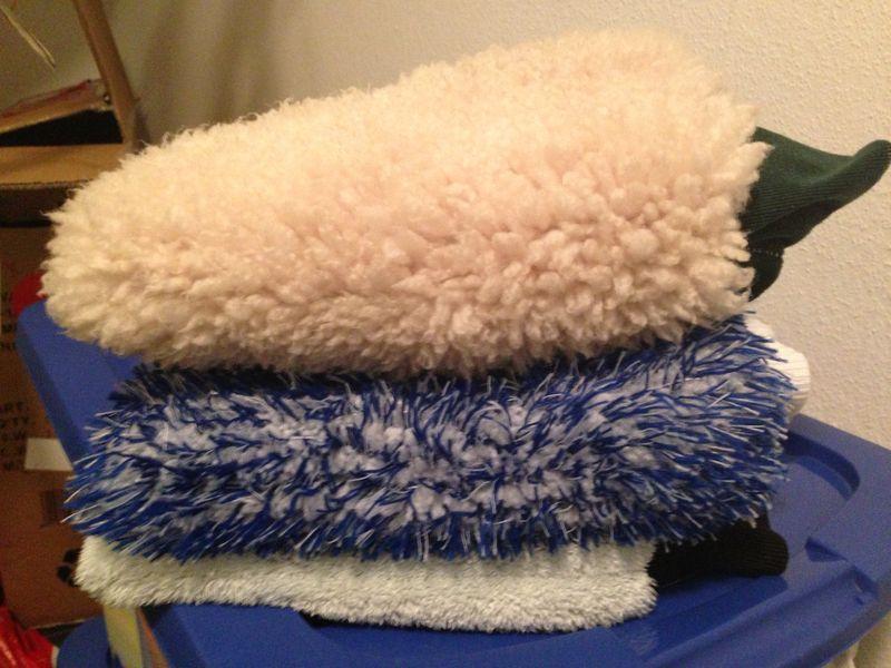 microfiber madness incredimitt waschhandschuh seite 4. Black Bedroom Furniture Sets. Home Design Ideas